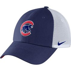 aed4cc3b4a Men s Chicago Cubs Nike Royal 2016 World Series Bound Heritage 86 Dri-FIT  Adjustable Hat