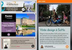 Virée design à SoHo - La Presse+