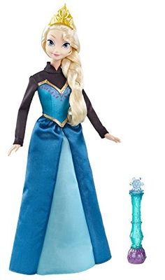 Disney Frozen Color Magic Elsa Doll | Movie Crafts