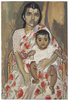 Alice Neel, grande portraitiste | Mu-inthecity.com Alice Neel, Mother and Child, 1962, © The Estate of Alice Neel and Xavier Hufkens, Brussels