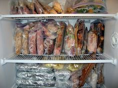 This girl lost 135 pounds and loves to cook healthy recipes. This is a list of her recipes.. Freezer meals