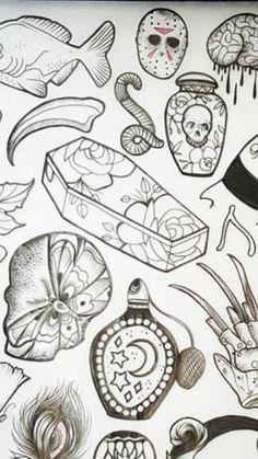 Coffin Tattoo