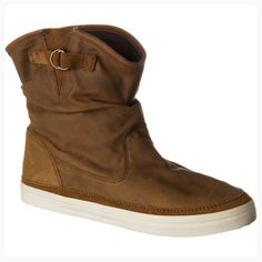 25ae90cfff526e Vans Womens Prairie Boot Fashion Shoes Nubuck Brown 5 B(M) US Women Nubuck  Brown ( Partner Link)