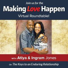 No matter what the circumstance or situation, you deserve to #love and be loved again. We'll show you how during the Making Love Happen Virtual Roundtable. 5 Love Experts sharing the REAL truth about how to have a great relationship on purpose. If you're looking to create an intimate, honorable relationship with someone who adores and loves you for you, then you don't want to miss this.     Join us: http://www.mcssl.com/app/?Clk=5223106
