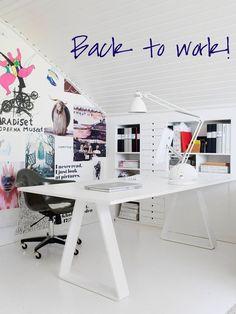 Smart inbyggnad i kontor