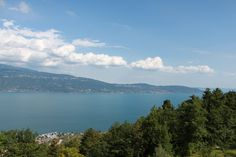 View from Villa Sostaga Lake Garda