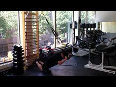 TRX Hip Exercises Following Hip Resurfacing Surgery - YouTube