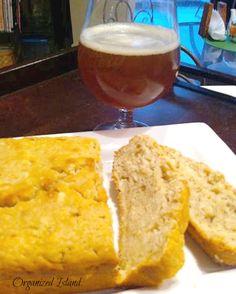 Buttery Craft Beer Bread. Better Living Through Beer http://pinterest.com/wineinajug/better-living-through-beer/