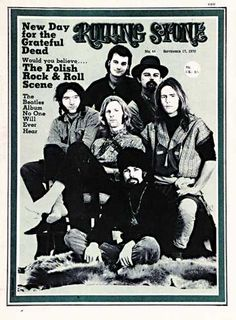 1970 cover of RS shot by Jim Marshall.