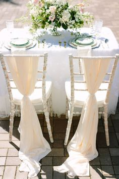 wedding chair sash jcpenney desk 53 best unique ideas images chairs decorated these sashes are the perfect compliment to modern or traditional weddings they offer a