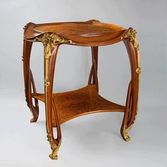 Nouveau table #art #objects #furniture