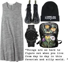 """""""Untitled #127"""" by luxe-ocean ❤ liked on Polyvore"""