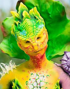 world bodypainting festival | austria 2013