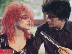 Nina Hagen & Herman Brood, 1980