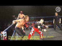 CHIKARA: Young Bucks (Generation Me) vs. Mike Quackenbush & Jigsaw [PCAGG 259]