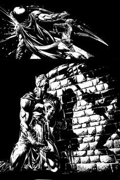 David Finch | Dave Finch | Comic Art | https://pbs.twimg.com/media/BMk3a_UCcAAjOfw.jpg:large