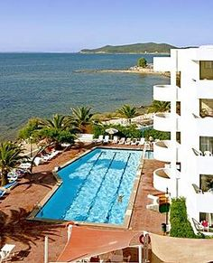 Apartments in Ibiza. Great price, amazing view, excellent location.