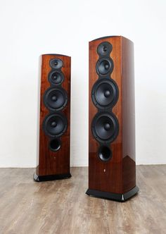 Sound system Revel Perfoma3 F208 - Device-Boom