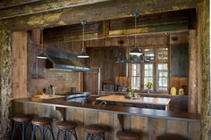 Hello friends, want to enjoy some wine while I cook for you!  Love this kitchen