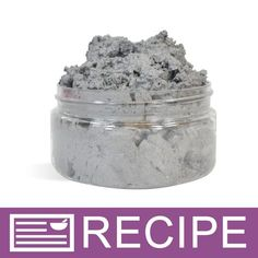 RECIPE: Activated Charcoal Face Mask - Wholesale Supplies Plus