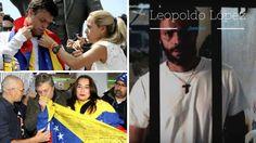 Leopoldo López El misterio sobre el paradero ¿Donde esta?