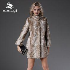 Cheaper US $479.52  SISILIA 2017 New Arrival Tianjin Lamb Jacket Natural Fur Coats Real Fur  Sheep Fur Coat Essential Fashion Slim  Fur Coat  . Provide product: Ladies Leather Blazer.