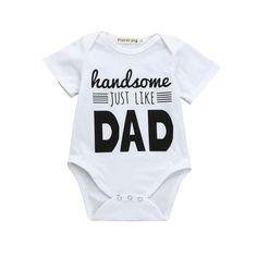 Passion Loft Crawl Walk Dance Baby Bodysuit One Piece T-Shirt