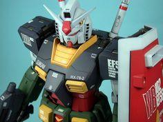 Gundam RX78-2 MG real colour - Google 搜尋