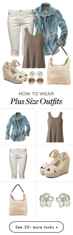 """""""Untitled #1040"""" by gallant81 on Polyvore featuring Madewell, Tommy Hilfiger, TravelSmith, WithChic, Marni, Victoria Beckham and Shaun Leane"""
