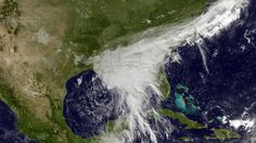 We just left Gulf Shores, AL this AM, and the waves/wind gusts were starting to pick up.   |  This satellite image taken Tuesday, June 20, 2017, and released by the National Oceanic and Atmospheric Administration shows Tropical Storm Cindy over the Gulf of Mexico approaching the Gulf Coast.