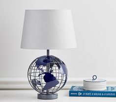 Globe Complete Lamp