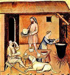Výsledok vyhľadávania obrázkov pre dopyt medieval Cheese form