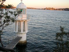 Cremorne Point lighthouse [1910 - North Sidney, New South Wales, Australia]