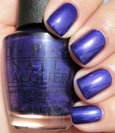 OPI Skyfall Collection for Holiday 2012 die another day