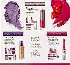 Ya tenemos aquí THE ONE, la nueva línea de maquillaje de ORIFLAME. Se divide en tres categorías: Maquillaje Diario, Larga Duración y Gran Impacto, elige el tuyo!! <3