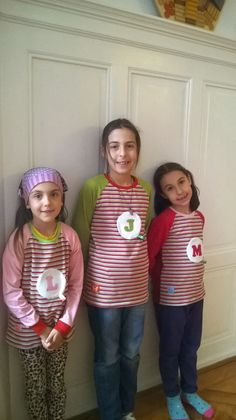 3 happy Girls