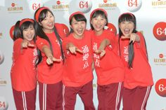 Momoiro Clover Z Makes Dynamic Entrance at Kohaku Uta Gassen Rehearsals (4)