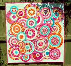 """Circus of Circles"" posted on Flickr by Kellie/Dontlooknow!"