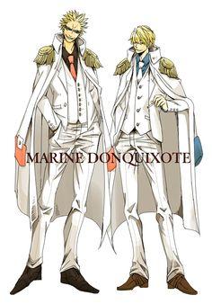Doflamingo & Corazon