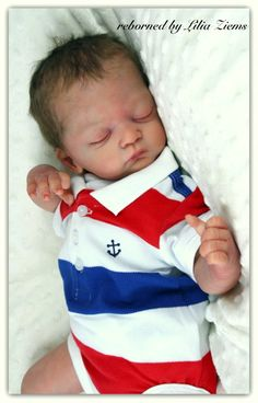 CUSTOM Reborn doll , how sweet~