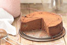 La ligne gourmande | Fondant chocolat courge & poire (vegan, sans gluten, sans sucre ajouté ni beurre)