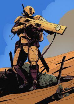 Empire Tau, Far Future, Warhammer 40k Art, The Grim, Game Art, Concept Art, Sci Fi, Character Design, Geek Stuff