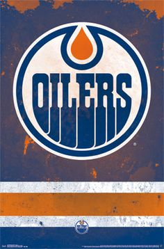 Edmonton Oilers Logo 2014   NHL   Sports   Hardboards   Wall Decor   Pictures Frames and More   Winnipeg   Manitoba   MB   Canada