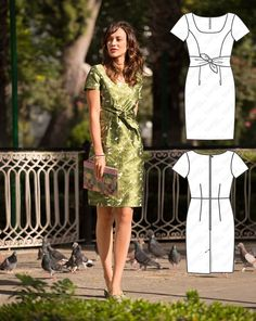 Plus Size Clothing Stores on the Mainstream Animal Sewing Patterns, Burda Patterns, Dress Sewing Patterns, Plus Size Clothing Stores, Plus Size Sewing, Plus Size Boutique, Sewing Blogs, Sewing Clothes, Plus Size Women