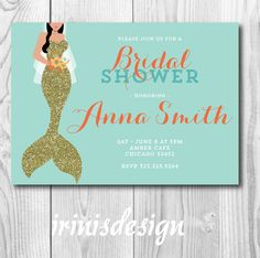 775a987cdf1e Bridal Shower Invitations! A personal favorite from my Etsy shop  https   www.etsy.com