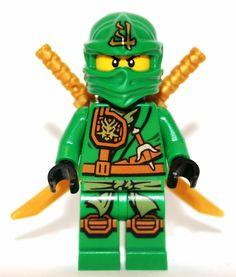 lego ninjago 2015 green ninja - Google Search