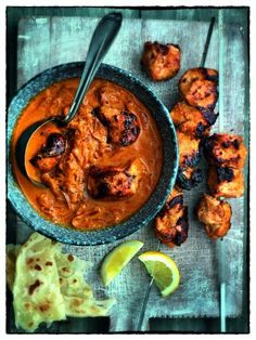 Recipe: Madhur's Chicken Tikka Masala