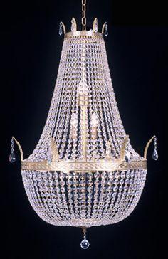 Dimensiones lamparas cristal de alquiler