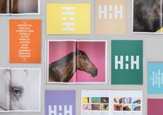 HHH—Horses. Hippotherapy. Heroes was published to commemorate the 35th anniversary of the Riding for the Disabled Association Singapore. Through Ernest Goh's photographic narrative of the therapy horses, BUREAU designed and collaboratively produced this p…