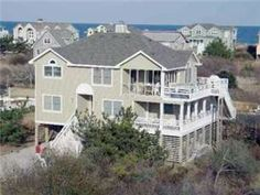 """Your state of mind will be refreshed after you have stayed at """"She's the One!"""" This oceanside vacation home is located in the prestigious Outer ..."""